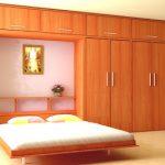 Giường gấp dọc NTA 1,8 x cao 2,0m
