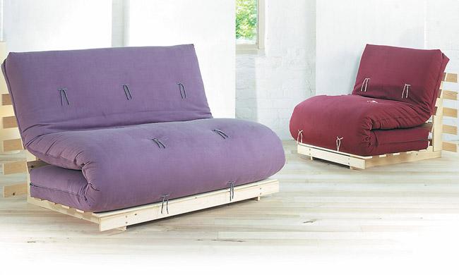 giường futon