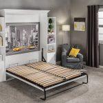 Giường ngủ gấp gỗ tự nhiên, gỗ công nghiệp giá rẻ