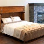 Giường ngủ gấp xếp cao cấp bằng gỗ sang trọng
