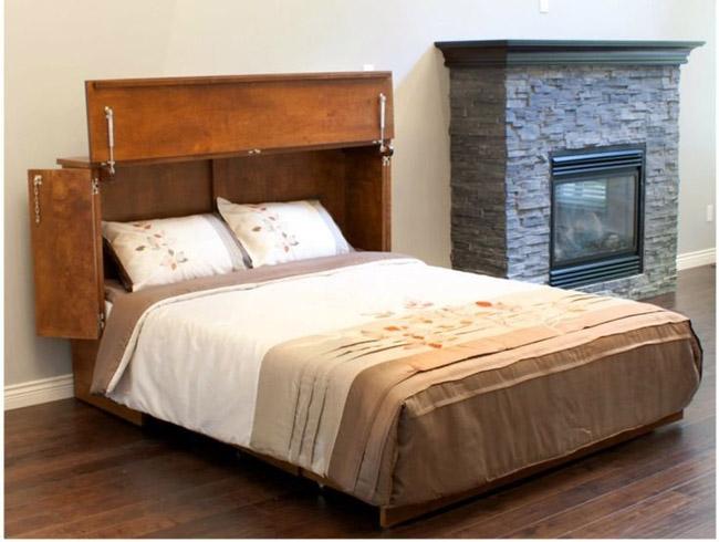 Giường ngủ gấp xếp GA-821