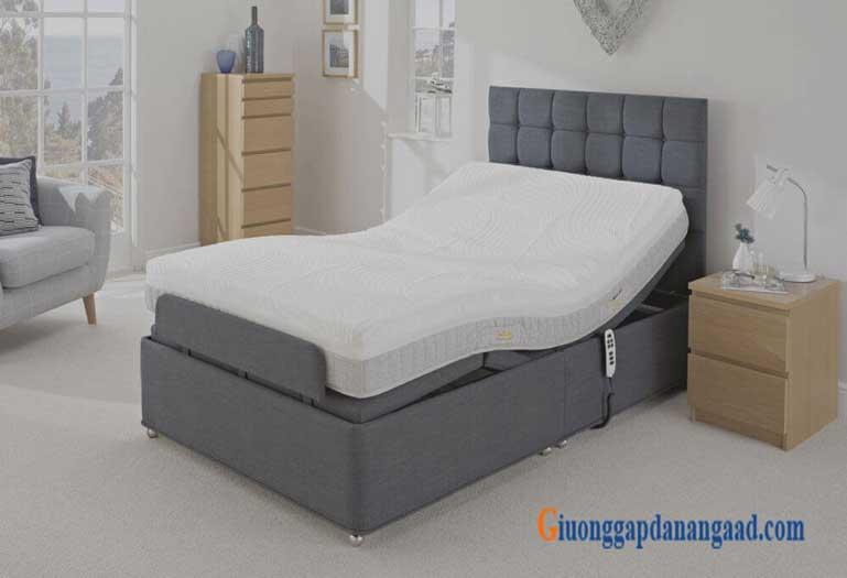 giường điều chỉnh bằng điện 120cm