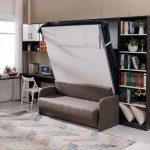 Giường xếp đa năng thông minh kết hợp sofa
