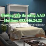 Giường gấp đa năng AAD sang trọng 2016