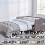 Giường gấp thành sofa đa năng thông minh GA-1007