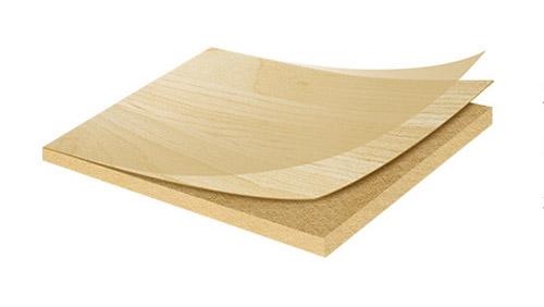 chất liệu gỗ công nghiệp