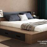8 Mẫu giường ngủ cho căn hộ chung cư đẹp 2021
