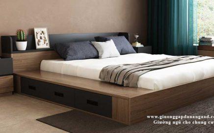 giường ngủ cho chung cư