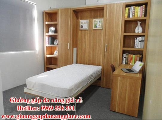 Giường gấp đa năng hiện đại AAD giá rẻ