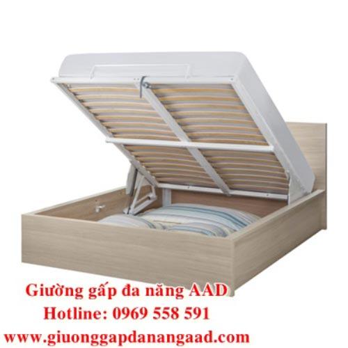 Giường gấp đa năng thông minh AAD có hộp ngăn kéo