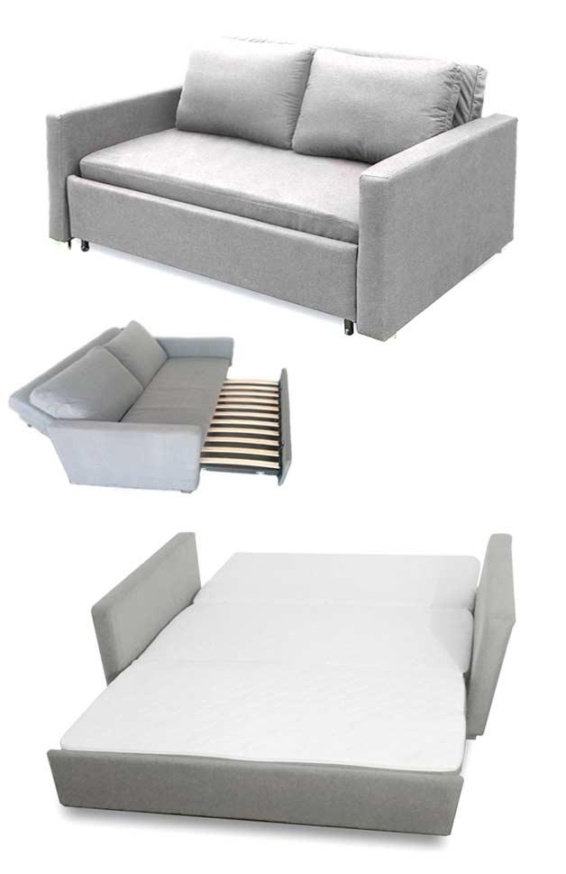 Giường gấp thành sofa thông minh AAD giá tốt