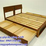 Giường ngủ có ngăn kéo GN – C1 thông minh