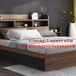 Giường ngủ 2 người nằm giá rẻ ở Hà Nội