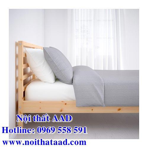 Giường ngủ 2 người nằm 1m6 x 1m8