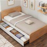 Giường ngủ có ngăn kéo GN-1025 thông minh