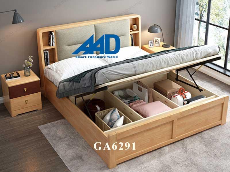 giường ngủ đa năng có hộc kéo
