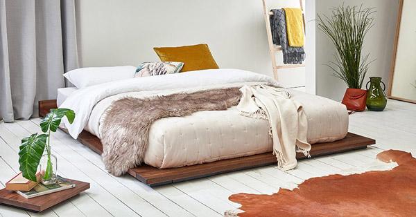 mẫu giường ngủ đơn đẹp