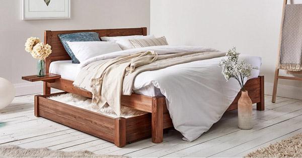 mẫu giường ngủ đơn đẹp - 2