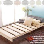 Giường ngủ đơn GA-D19 đa năng dành cho 1 người