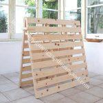 Giường gỗ gấp đa năng nhỏ gọn dễ sử dụng