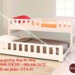 Giường tầng đa năng, giường tầng giá rẻ GTA – 01j