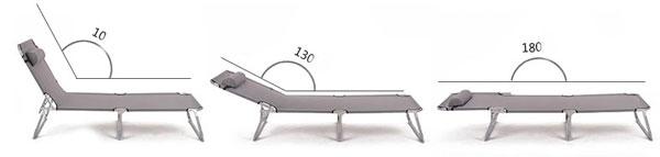 góc nâng hạ đầu giường gấp GA-105