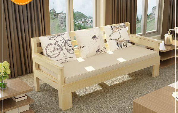 Giường gấp kết hợp sofa 1m2 x 2m
