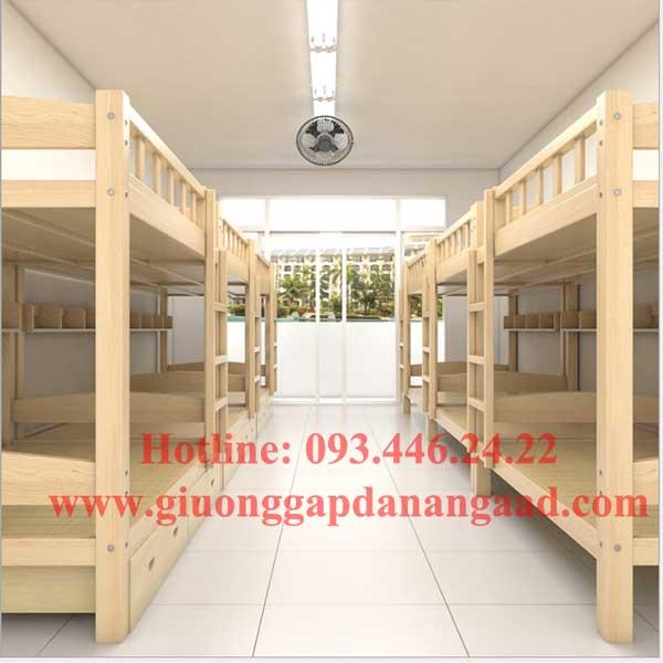 Giường tầng đa năng GTA 272 có ngăn kéo