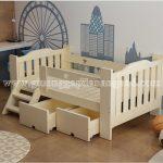 Giường tầng đa năng cho bé trai và bé gái