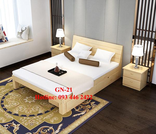 Giường ngăn kéo GN-21
