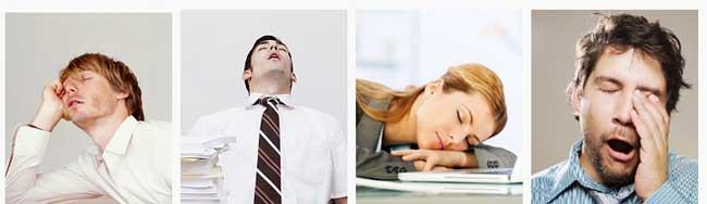 buồn ngủ khi làm việc và học tập