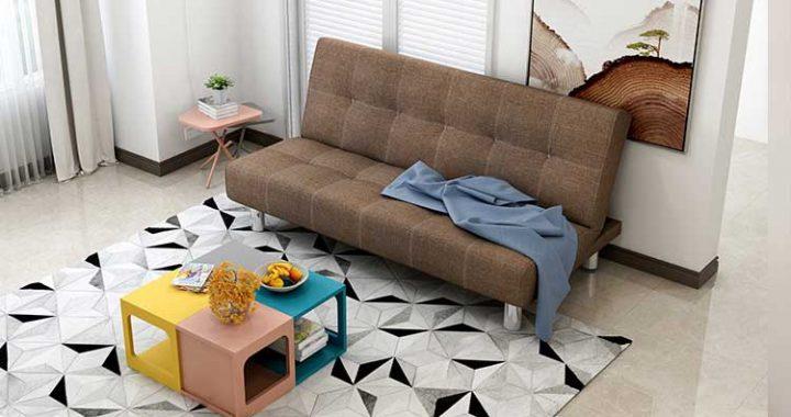 sofa giường gấp đôi