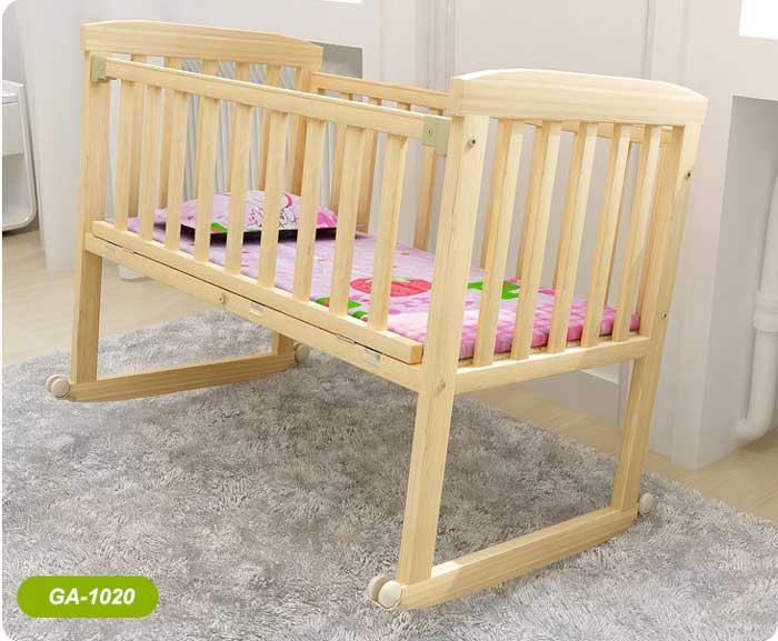 giường bập bênh cho trẻ em