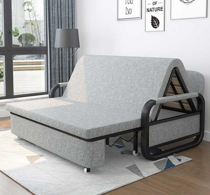 giường sofa có bánh xe kéo