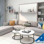 9 Mẫu giường gấp kết hợp sofa giá rẻ cho không gian nhỏ