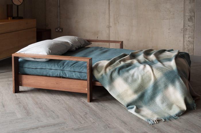 Giường gấp kết hợp sofa 1,8 x 2m