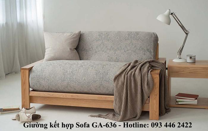 giường kết hợp sofa GA-636