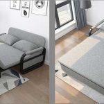 Giường đa năng gấp thành ghế sofa GA-1127 sang trọng