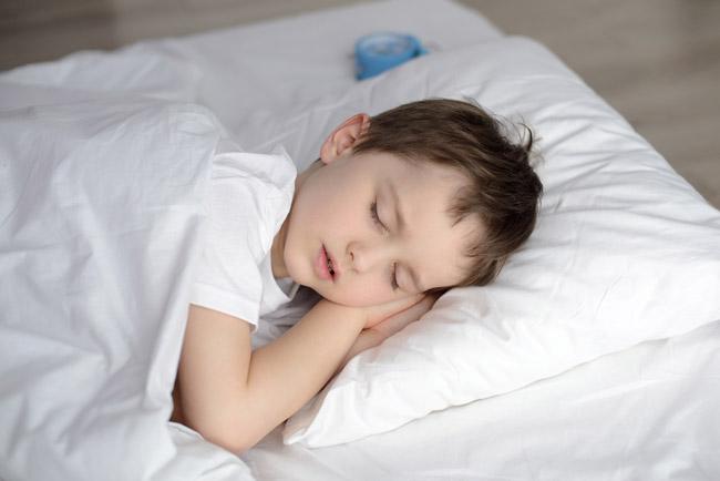 giấc ngủ của trẻ em