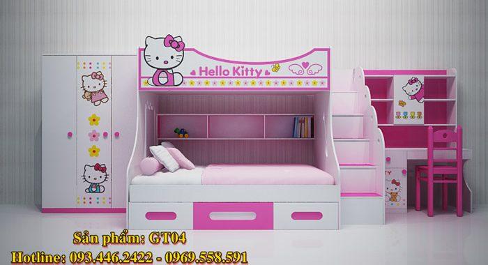 giuong-tang-tre-em-hello-kitty-gt04-5