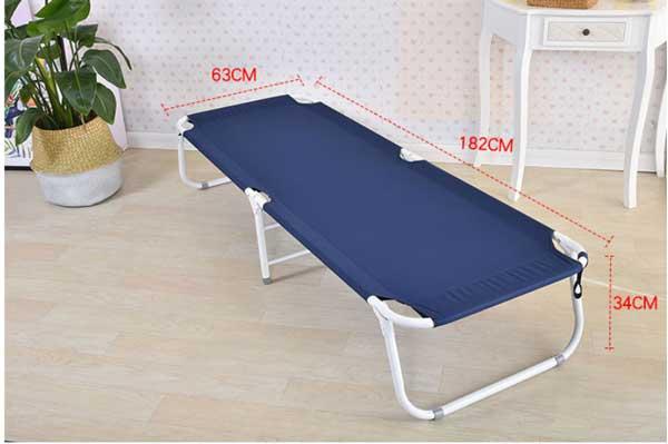 kích thước giường ngủ trưa văn phòng