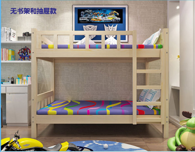 Giường tầng trẻ em đẹp 1mx1,9m GTA 1513