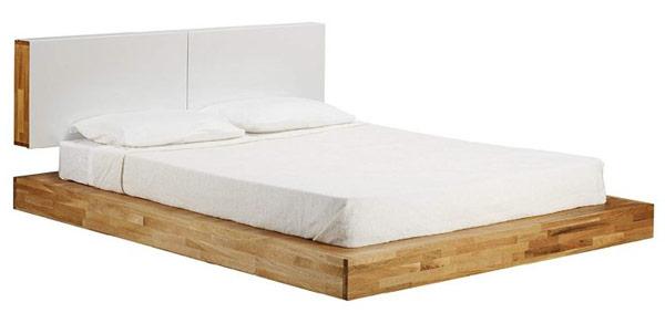 giường bục gỗ