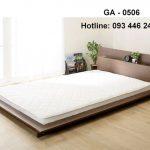 Giường ngủ sàn (nền) nhà phong cách Nhật Bản
