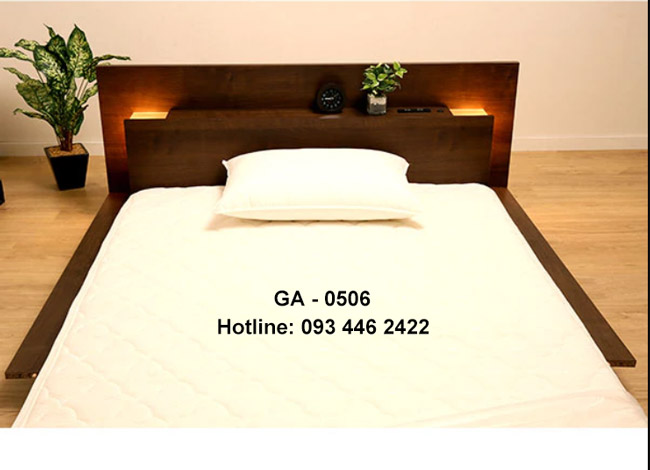 Giường ngủ GA - 0506