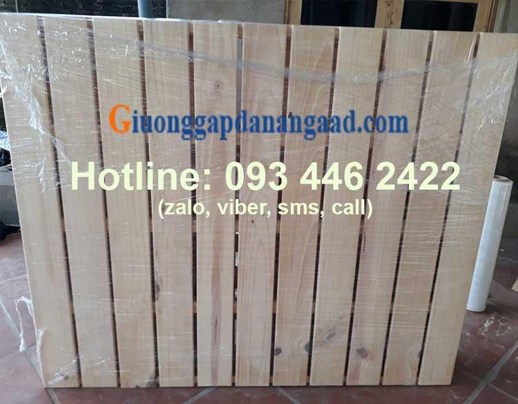 giường gấp gỗ giá rẻ hà nội
