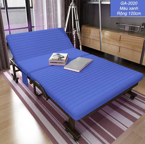 Giường gấp hàn quốc 120 cm