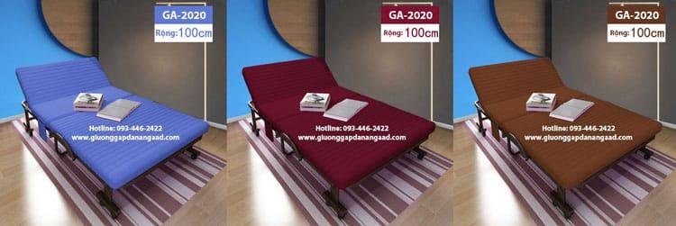 giường gấp Hàn Quốc rộng 1m