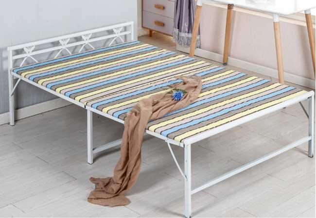 Giường sắt xếp giá rẻ chính hãng AAD