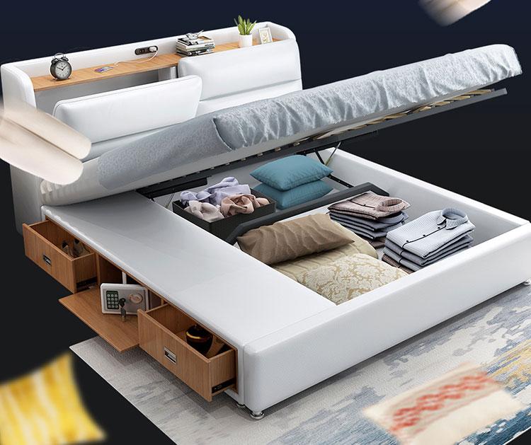 giường ngủ hiện đại đa năng